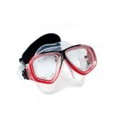 Маска ION #78 PK/CL (розовый/прозрачный) Oceanic