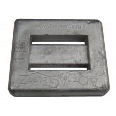 Груз 1 кг (квадрат) АкваГруз