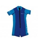 Гидрокостюм детский Cressi Baby Shorty, 2 мм, синий