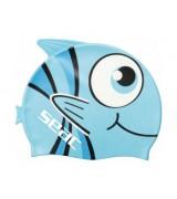 Шапочка для бассейна Seac Fancy цвета в ассортименте взрослая