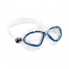 Очки PLANET прозрачный силикон/сиреневая рамка Cressi