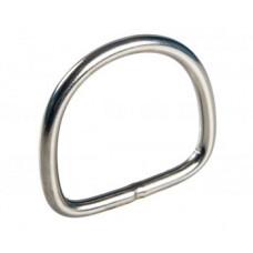 Стальное D-кольцо SAEKODIVE SS928