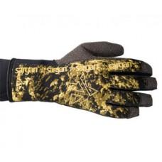 Перчатки для подводной охоты с кевларовой ладонью SARGAN Неман RD2.0 4,5 мм