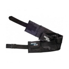 Ремень Seac нейлоновый с карманами под груза, стальная пряжка