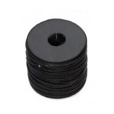 Линь PICASSO Нейлоновый 2,0мм, шпуля 100м, черный (за 1 метр)