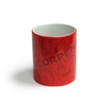 Кружка Scorpena-M 330 ml, красный Хамелеон