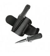 Нож OMER MINILASER с крепежом на руку