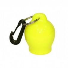 Держатель - защита загубника регулятора желтый АМ-01 saecodive